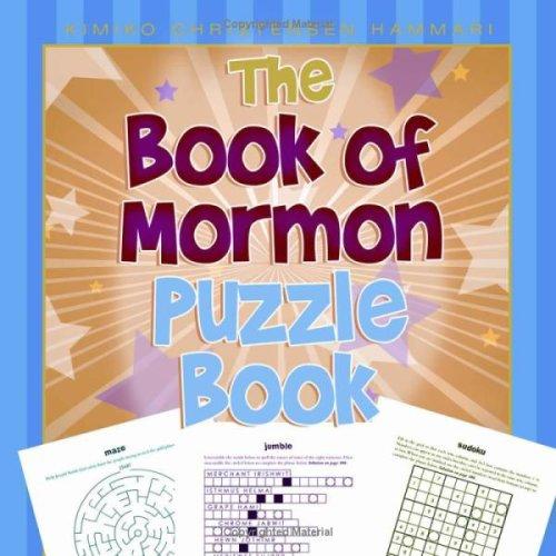 The Book of Mormon Puzzle Book: Hammari, Kimiko