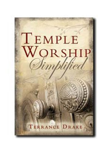 9781599553320: Temple Worship Simplified