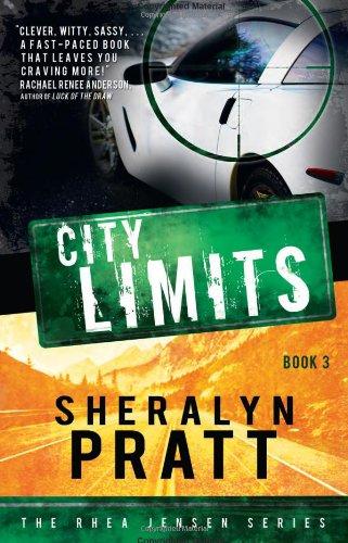 9781599554235: City Limits (The Rhea Jensen Series)