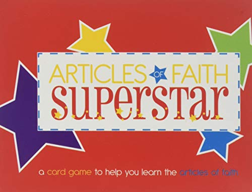 9781599554242: Articles of Faith Superstar