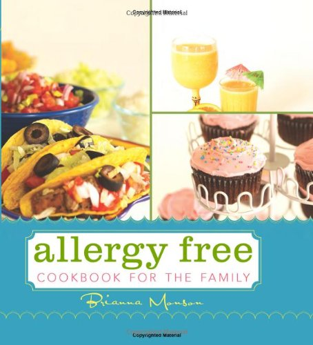 9781599554587: Allergy Free Cookbook for the Family