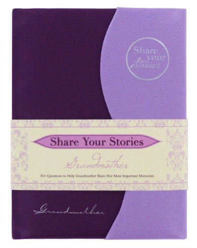 9781599555126: Share Your Stories Grandmother