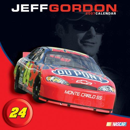 9781599570471: Jeff Gordon 2007 Calendar