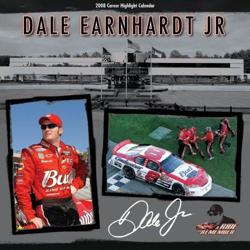 9781599576022: Dale Earnhardt Jr. 2008 Calendar