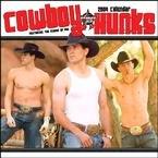 9781599577630: Cowboy Hunks 2009 Calendar