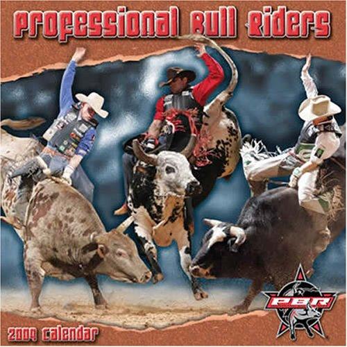 Professional Bull Riding 2009 Calendar