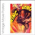 9781599578804: Vintage Movie Posters 2009 Calendar: Embossed Linen Paper