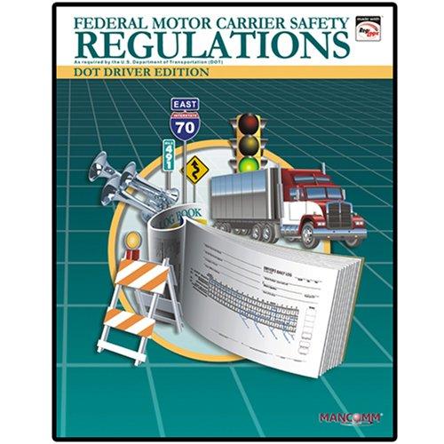 9781599590486: DOT Federal Motor Carrier Safety Regulations (FMCSR) Driver Edition (Feburary 2007)