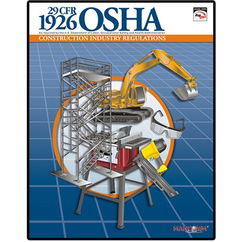 9781599591025: 1926 OSHA Construction Industry Regulations Book (July 2008)