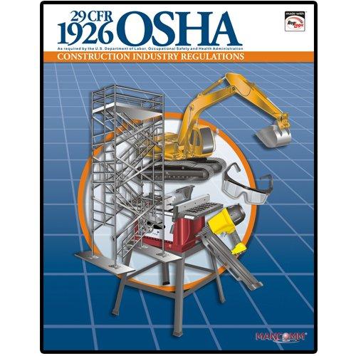 9781599591780: 1926 OSHA Construction Industry Regulations Book (Feburary 2009)