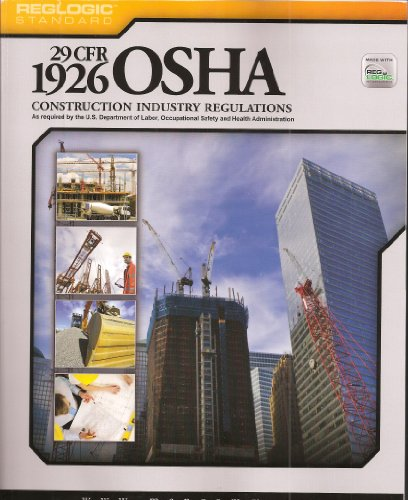 9781599592831: 29 CFR 1926 OSHA CONS.IND.REG.