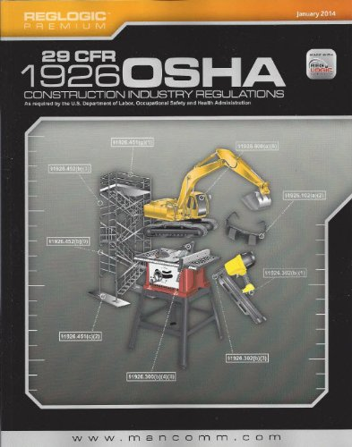 9781599595283: 29 CFR 1926 OSHA Construction Industry Regulations