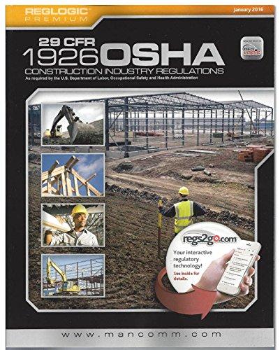 9781599597171: 29 CFR 1926 OSHA Construction Industry Regulations