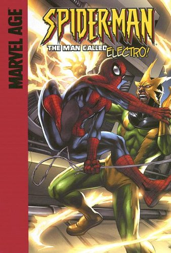 The Man Called Electro! (Spider-Man): Todd Dezago, Stan