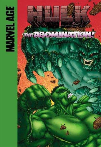 9781599610450: The Abomination! (Hulk)