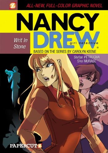 9781599610580: Writ in Stone (Nancy Drew Graphic Novels: Girl Detective #2)