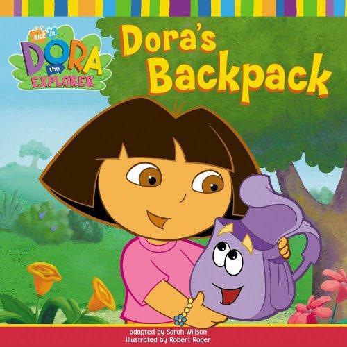 9781599610702: Dora's Backpack (Dora the Explorer (Spotlight))