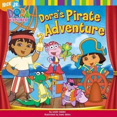 9781599610726: Dora's Pirate Adventure (Dora the Explorer (Spotlight))