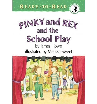 9781599610740: Pinky and Rex and the Bully (Pinky and Rex Ready-To-Read)