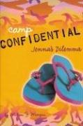 Jenna's Dilemma (Camp Confidential): Melissa J. Morgan