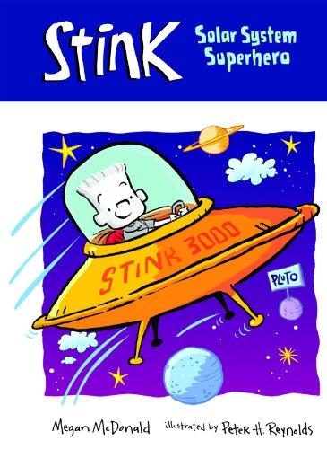 9781599611976: Solar System Superhero (Stink Set 2) (Stink (Library))