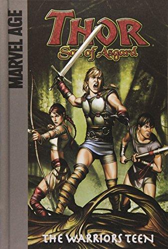 Warriors Teen (Hardcover): Akira Yoshida
