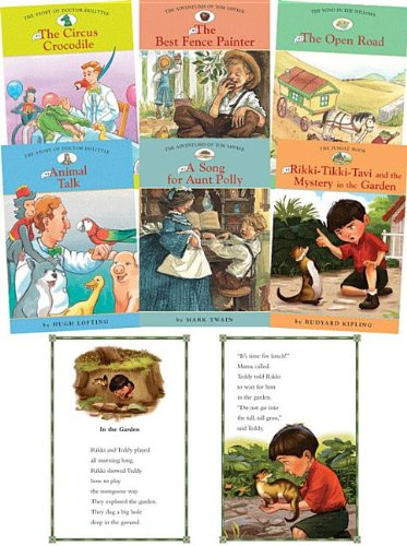 9781599613338: Easy Reader Classics (Set of 10)
