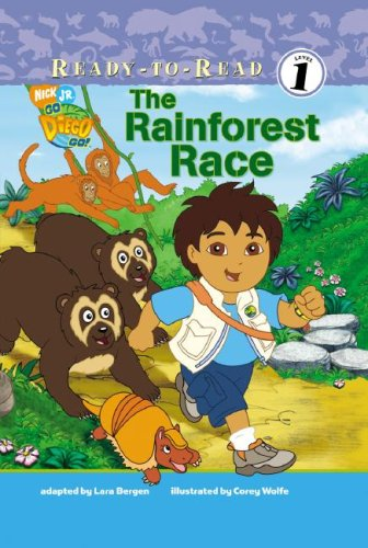 The Rainforest Race: Lara Bergen