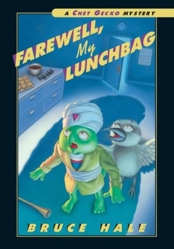 9781599614632: Farewell, My Lunchbag (Chet Gecko Mysteries (Unnumbered))