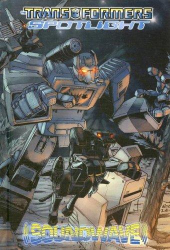 9781599614779: Soundwave (Transformers: Spotlight)