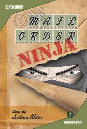 9781599615684: Mail Order Ninja, Vol. 1