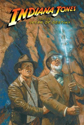 Indiana Jones and the Spear of Destiny,: Elaine Lee