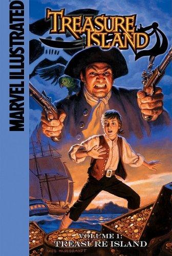 9781599616018: Treasure Island 1