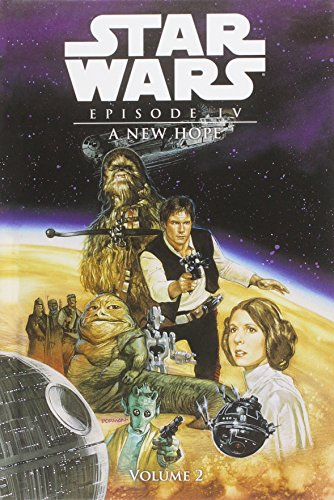 Star Wars Episode IV: A New Hope, Volume 2: Jones, Bruce