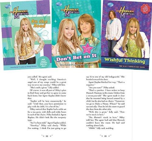 9781599616254: Hannah Montana Set II