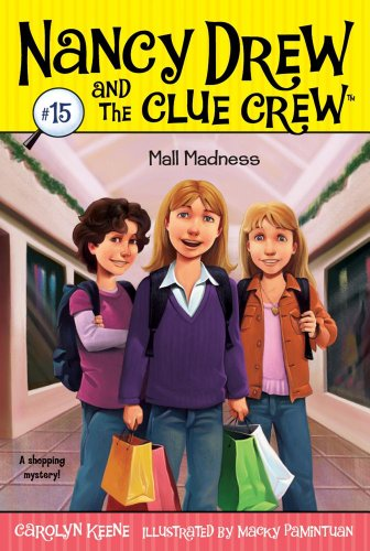 Mall Madness (Nancy Drew & the Clue Crew (Library)): Carolyn Keene