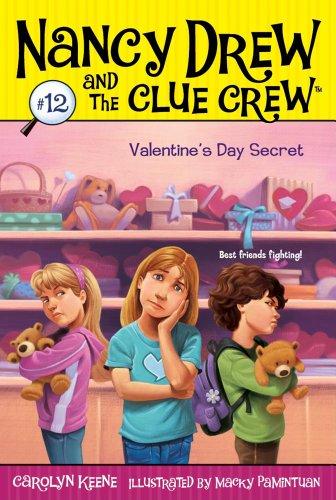 9781599616506: Valentine's Day Secret (Nancy Drew and the Clue Crew)