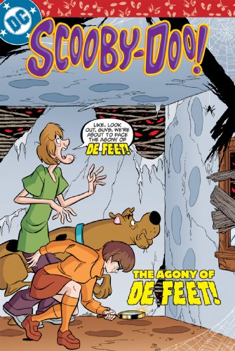 9781599616902: Scooby-doo: The Agony of De Feet! (Scooby-doo Graphic Novels)