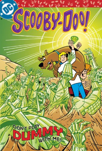9781599616933: Scooby-Doo in Dont Play Dummy with Me (Scooby-Doo Graphic Novels)