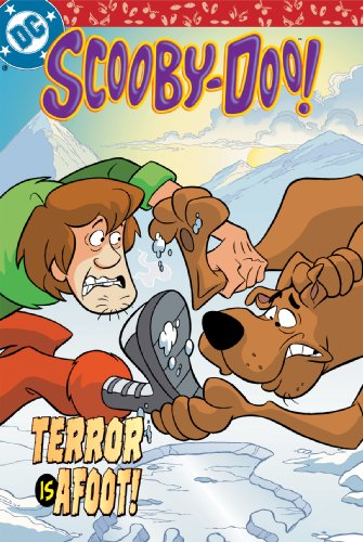 Scooby-doo in Terror Is Afoot! (Scooby-doo Graphic Novels) (9781599616988) by Cunningham, Scott