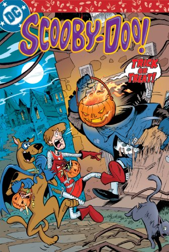 9781599616995: Scooby-doo in Trick or Treat! (Scooby-doo Graphic Novels)