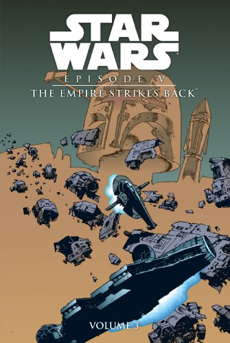 9781599617039: Star Wars Episode V: The Empire Strikes Back, Volume Three