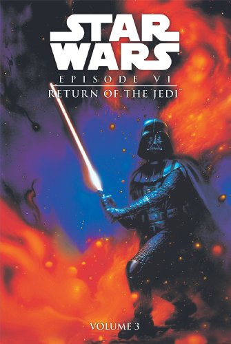 Star Wars Episode VI: Return of the Jedi, Volume Three