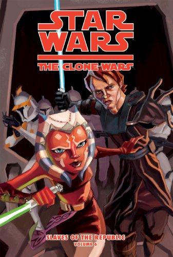9781599617152: Star Wars the Clone Wars: Slaves of Hte Republic, Volume 6: Escape from Kadavo