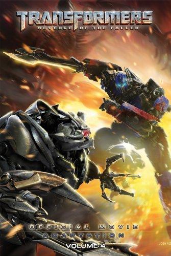 9781599617299: Transformers: Revenge of the Fallen 4