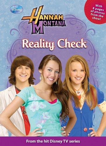 9781599617336: Reality Check (Hannah Montana)
