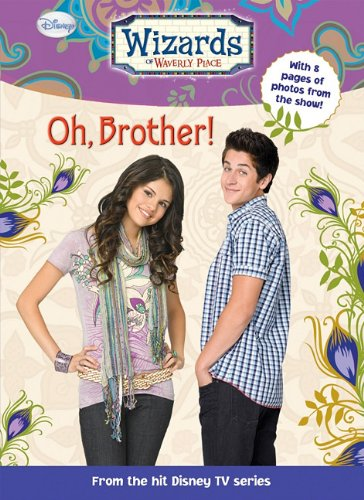 Oh, Brother! (Wizards of Waverly Place): Sarah Nathan