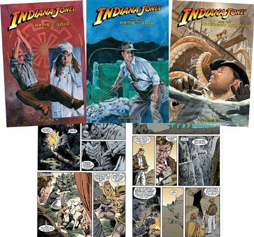 Indiana Jones Set 3 (9781599617565) by Lee Marrs; Karl Kesel