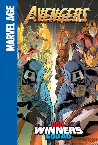 9781599617664: Doll Winners Squad (The Avengers)