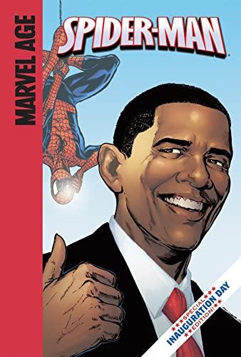 9781599617770: Spider-man Inauguration Day